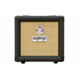 Orange PPC108 20-watt 1×8″ Cabinet – Black