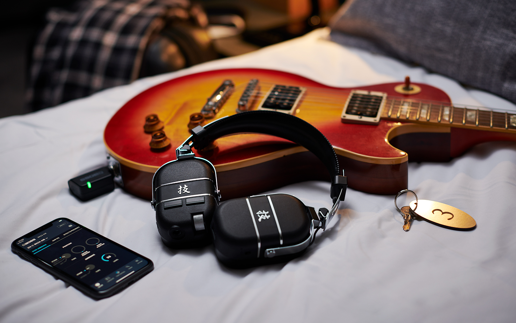 Boss Waza Air Headphones – A World of Virtual Guitar Amplification