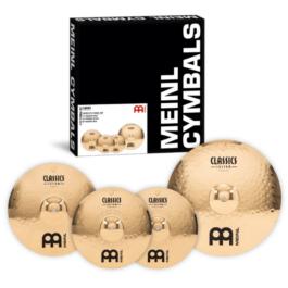 Meinl Classic Custom Brilliant Complete Cymbal Set