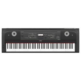 Yamaha DGX670B 88-key Arranger Piano – Black