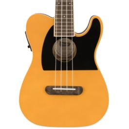 Fender Fullerton Tele Ukulele – Butterscotch Blonde