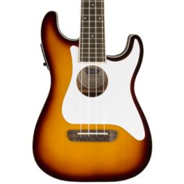 Fender Fullerton Strat Ukulele – Sunburst