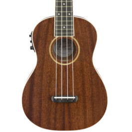 Fender Grace Vanderwaal Signature Concert Ukulele – Natural
