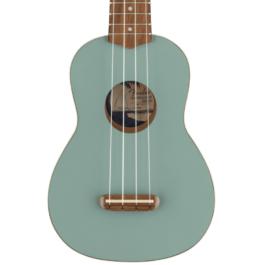 Fender Limited Edition Venice Soprano Ukulele – Sonic Grey