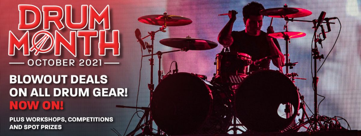 Drum-Month-2021-LP-Banner
